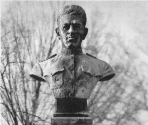 Sweeney Statue