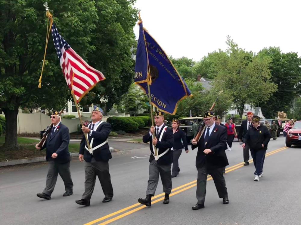 2018 Memorial Parade