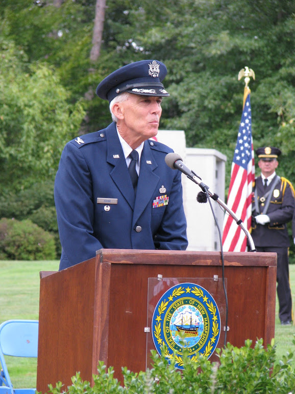 Vice Commander of the State Cementary