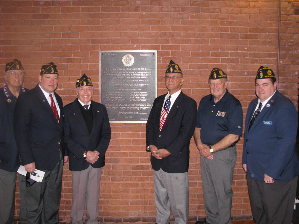 Jim Gosenbeck, Commander Norman Gravel, Jim Connolly, Mike Lopez, Dave Quinn, Shawn Caroni