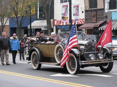 Grand Marshal Motor car