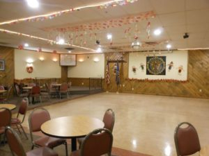 Sweeney Post Function Hall Rental
